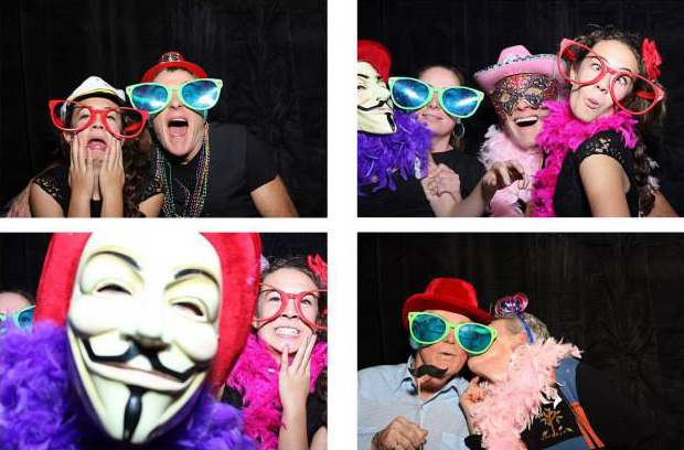 Coastal Weddings and Events Photo Booth